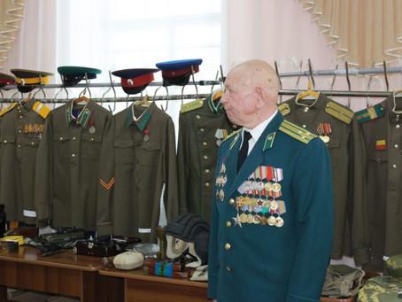 История погранвойск от полковника Кайгородова