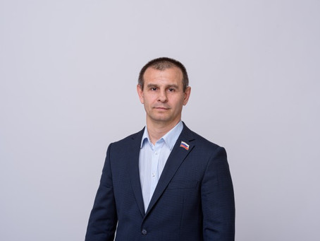Видеообращение кандидата  в  депутаты ЗС  НСО Игоря УМЕРБАЕВА