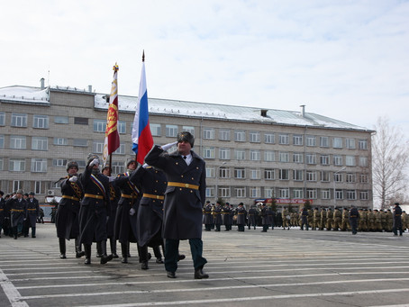 Слава офицеров-сибиряков