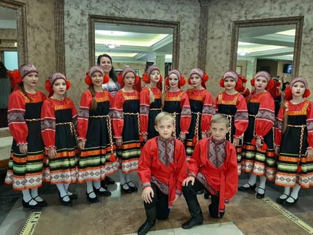 На новосибирской сцене танцует «Млечный путь»