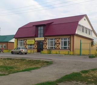Усть-Тарка
