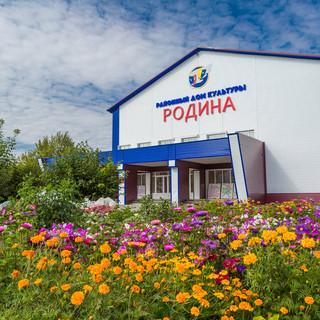 Вадим Лячиков Родина  в  цвету