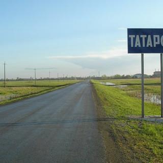 Татарск, трасса