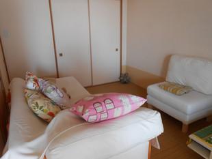催眠療法室