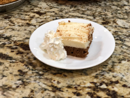 Pumpkin Spice Mania - Pumpkin Bars With Cream Cheese Frosting