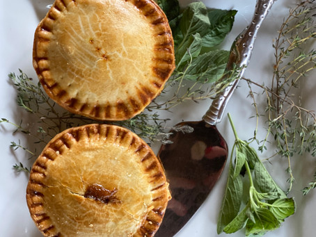 Escaping Back To South Africa - Virginia's Pork Pies