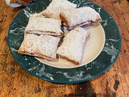 An Ode to Fat(tening) Tuesday - Louisiana Beignets