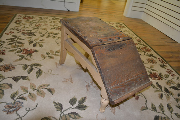 ShoeShine Stool