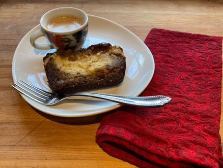 Turducken, PieCaken and A Poor Pair of Plantains - Cheesecake Plantain Bread