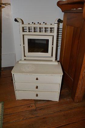 Vintage Child's Doll Dresser