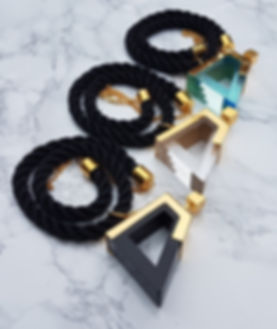 The Geo Necklace by House of Vintro
