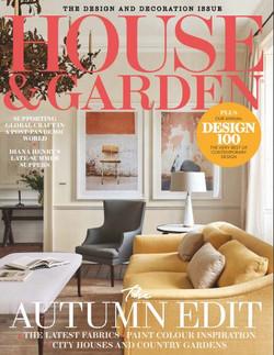House & Garden Magazine October 20
