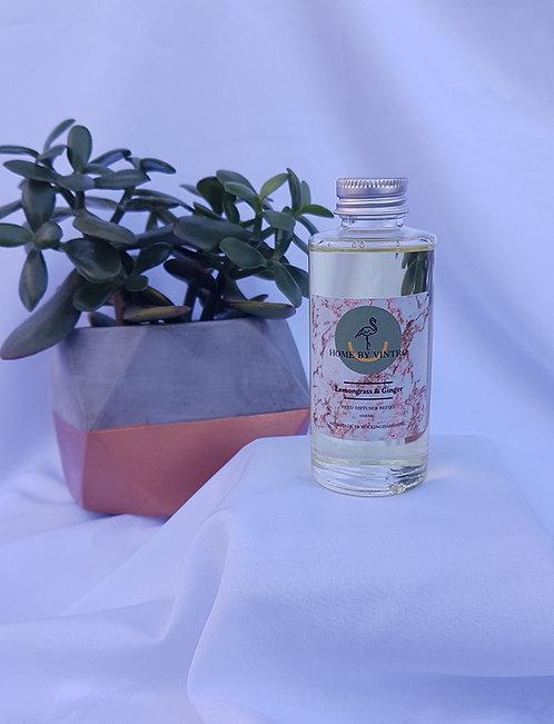 Lemongrass & Ginger Reed Diffuser Refill