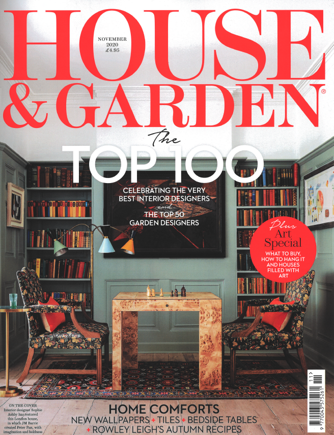 House & Garden Magazine November 20