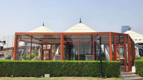Carine - Emirates Golf Club