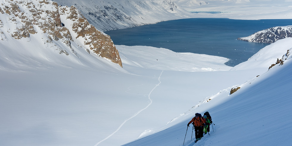 Ski & Sail 79º Nord im Reich der Eisbären auf den Spitzbergen
