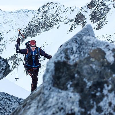 Skitouren im Bedretto für bergpunkt