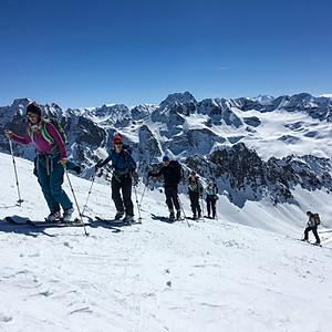Skitouren im Sertig
