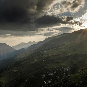 Vom Binntal ins Val Bavona