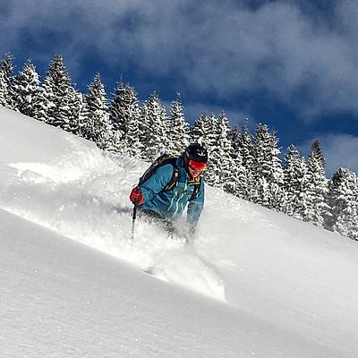 justfor4 Skitechnikkurs