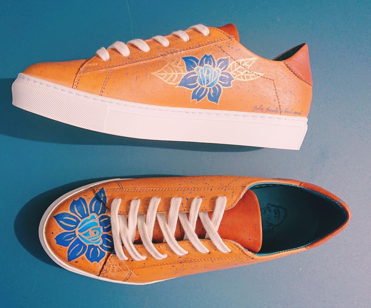 Freddie - chaussure personnalisée