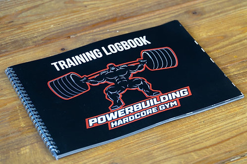 Hardcore Training Logbook
