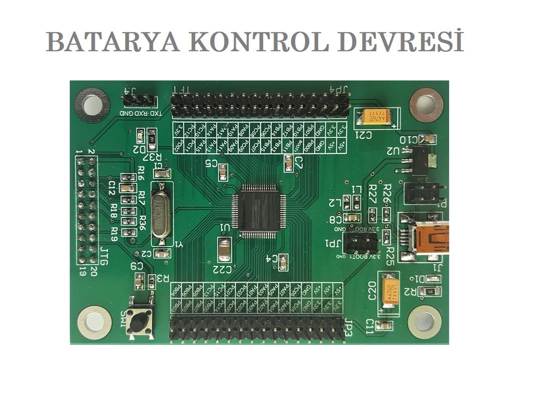 Batarya Kontrol Devresi