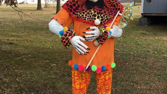 Bozo the evil clown
