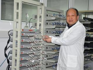 -70 Santigrat Derecede Çalışan Lityum Pil