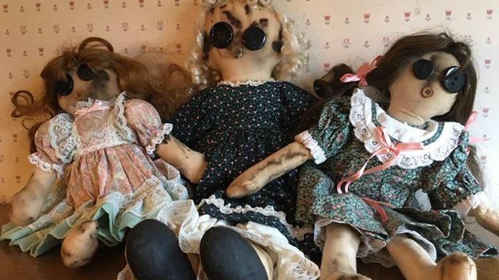 Freaky Freeda dolls