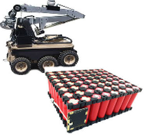 Robotic battery