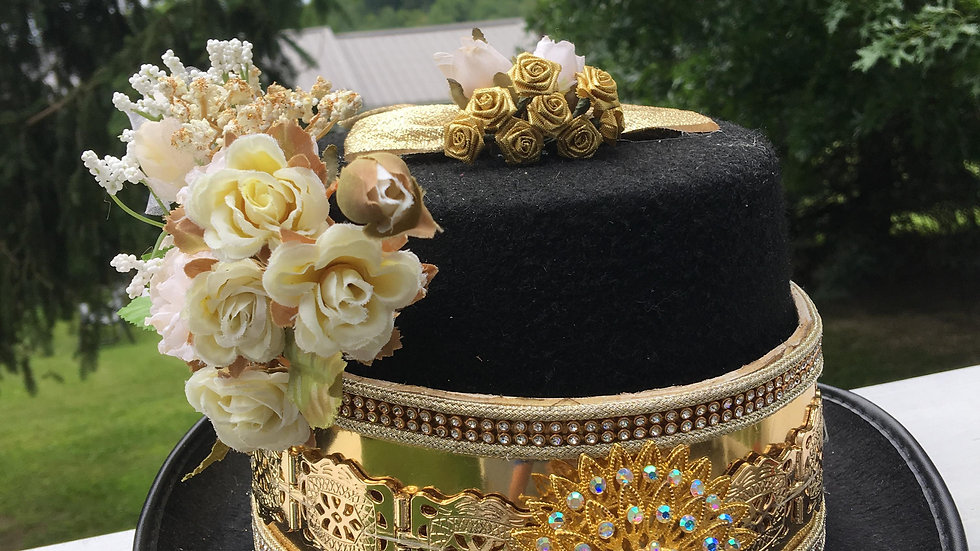 Detailed Hat