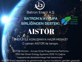 AVRUPA BİRLİĞİNDEN BATRON'A DESTEK!
