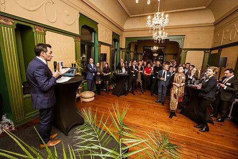 2020-01-28 - ESAE New year's reception -
