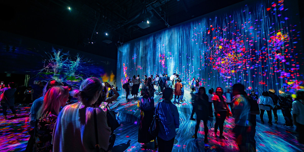 Innovative and interactive event designs in virtual and hybrid