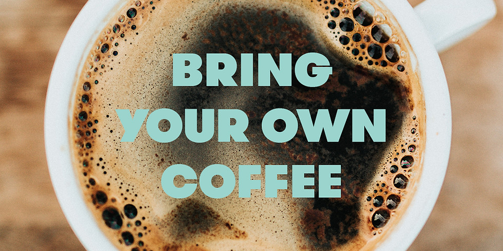 Bring your own coffee with ESAE's Events Committee