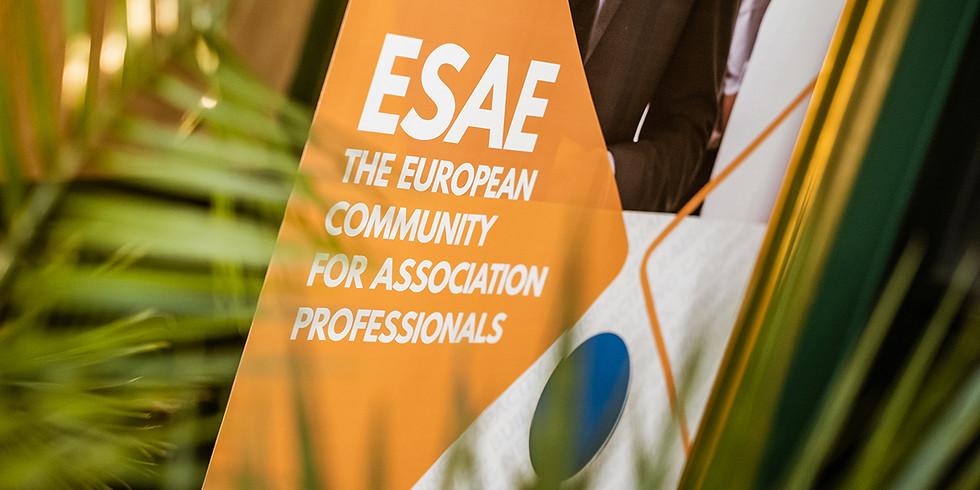 ESAE's virtual New Year's Reception