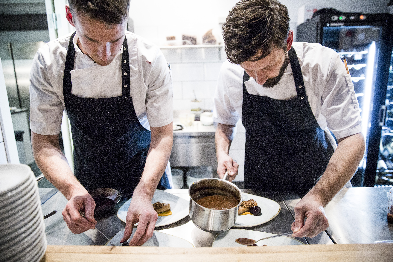 Håndværk i køkkenet