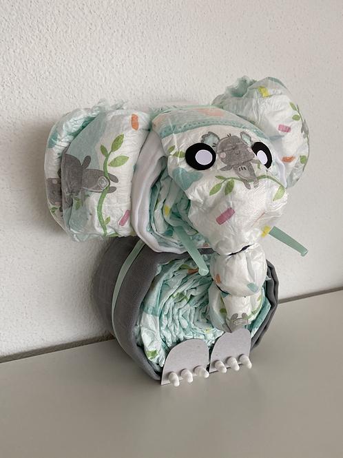 Windel-Elefant