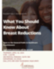 Breast Reduction Roundtable Discussion