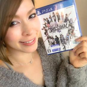 PS4『DISSIDIA FINAL FANTASY NT』発売!!Let's play;)〜クリスVocalの曲紹介しちゃうぞっ①『Massive Explosion』〜