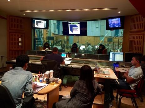 """LONDON紀行2015〜Abbey Road Studios〜""""スタジオ内へ潜入!""""前編"""