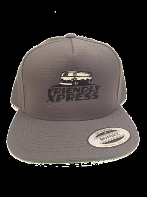 Dark Grey Hat