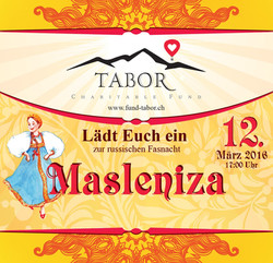 MASLENIZA 12.03.2016 in Schweiz 1