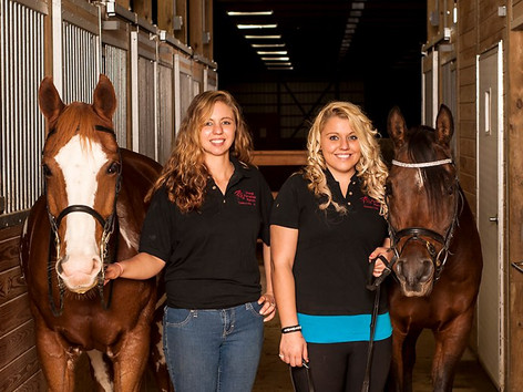 Grand Paradise Ranch - Jessica Fussner and Michelle Fleming