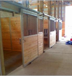 Grand Paradise Ranch - Horse Stall