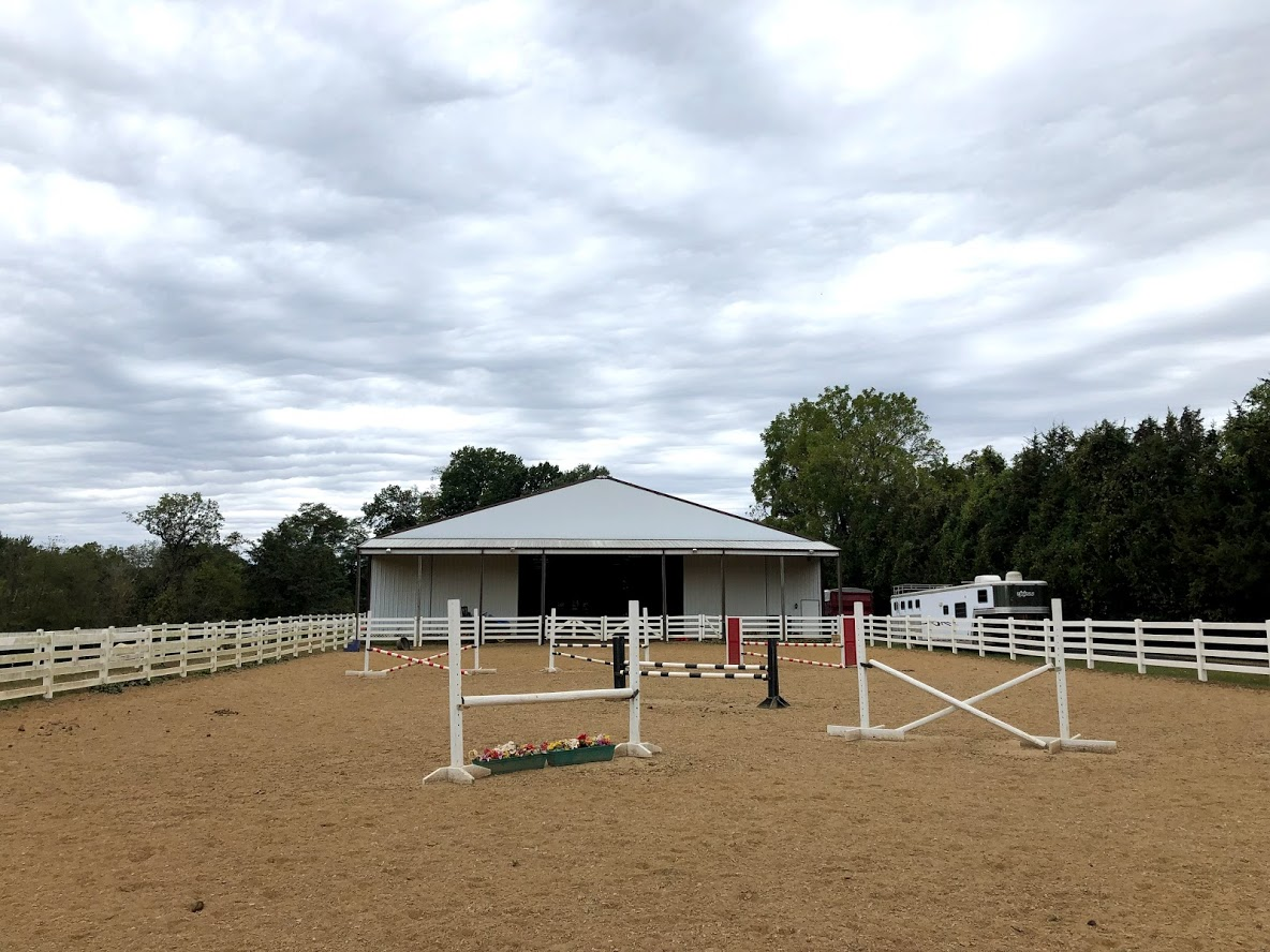 Grand Paradise Ranch - Outdoor Arena