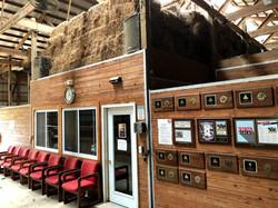 Grand Paradise Ranch - Award Wall