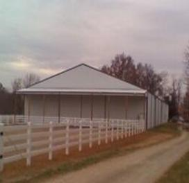 Grand Paradise Ranch - Main Barn