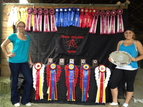 Grand Paradise Ranch - Jessica Fussner - Michelle Fleming